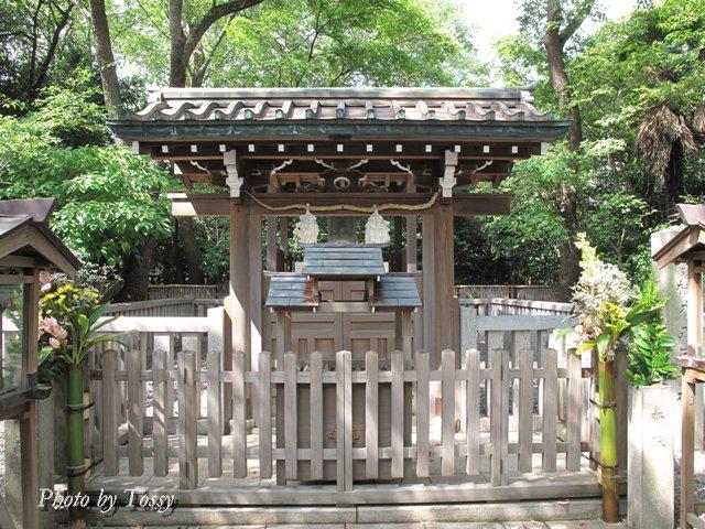 楠木正成の墓所