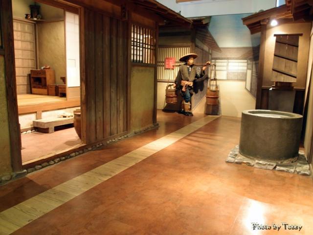 江戸時代の大阪の下町