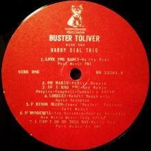 Buster Toliver