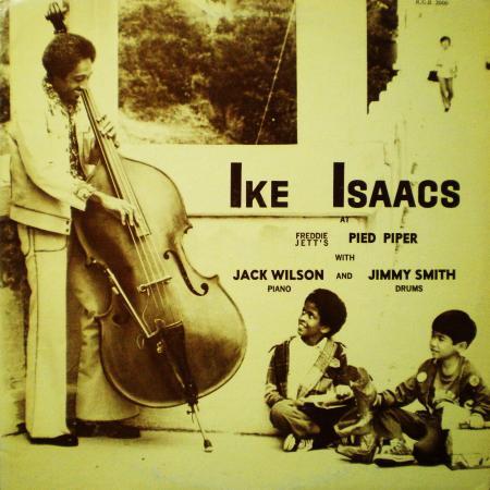 Ike Isaacs