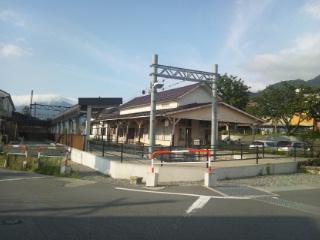 湯田中温泉駅
