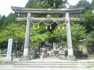 戸隠(中社)