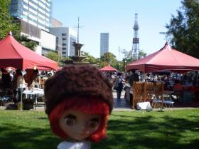 クラフトマーケットin大通公園2009(1)