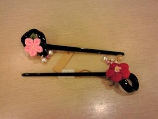 かんざし(各1260円)