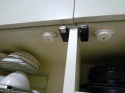 神戸ライフ:食器棚