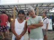 大野さん&SAG君