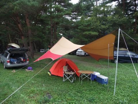 竜ヶ岳キャンプ&トレック2