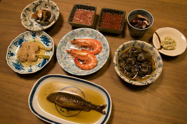 120101_001_寿司いずみの正月料理