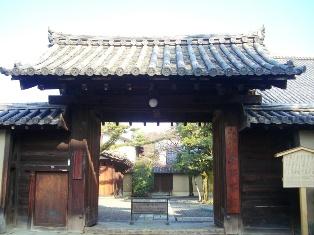 大徳寺 本坊