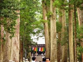 金剛峰寺 奥の院
