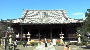 道成寺 本堂