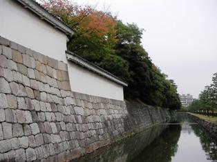 二条城 堀