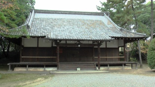 広隆寺 薬師堂