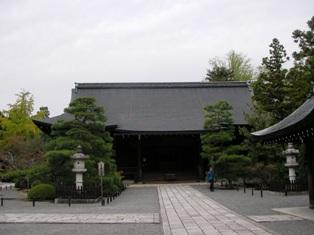 広隆寺 本堂