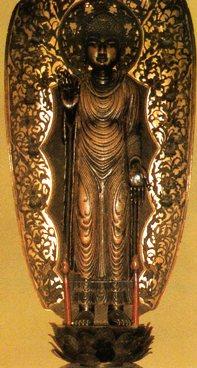 清涼寺 釈迦如来