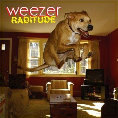 Weezerジャケット
