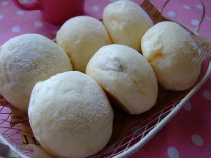 白パン^^