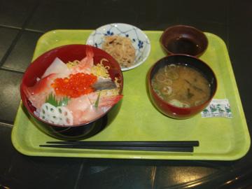 うみてらす名立 海鮮丼