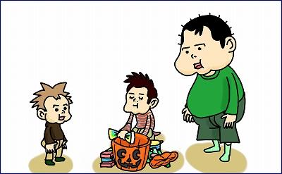 ハロウィンのお菓子5