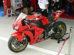 Honda向陽会ドリームレーシング&SHOWAのCBR1000RR#111