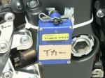 磐田レーシングファミリーのYZF-R1に付けられているトランスポンダ?