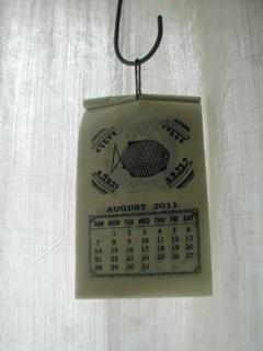 インドのカレンダー
