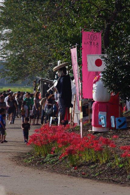 091004案山子祭り03