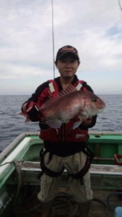 2011.8.21 喜代丸船上 キンタさん