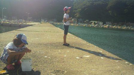 2011.8.28 戸賀漁港