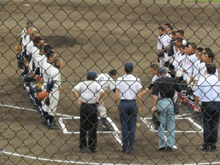 2011年 新潟市中学校体育大会 地区大会