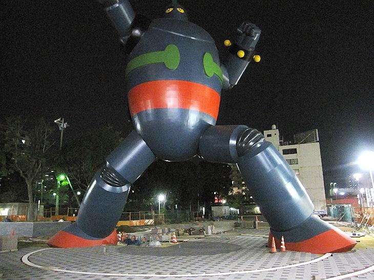 鉄人28号と昭和のくらし展
