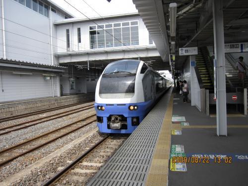大阪E653