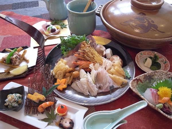 周年冬【和食】