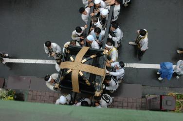 今日は松山地方祭。