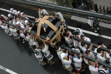 今日は松山地方祭。2