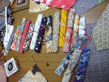 my箸袋作り 2