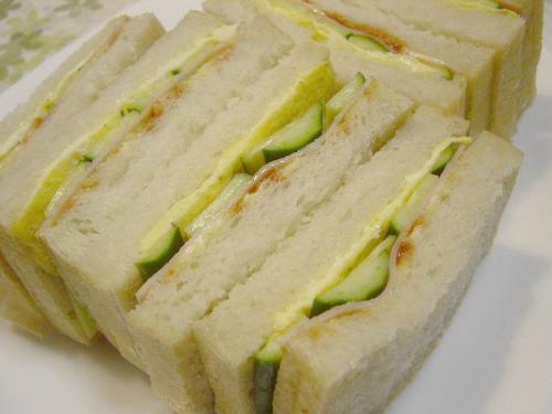20090813角食サンド