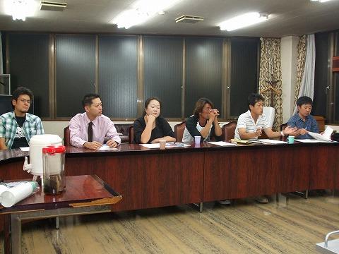 8月理事会