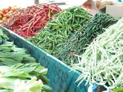ブルネイ市場3