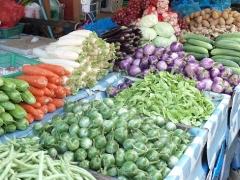 ブルネイ市場4