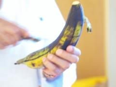 ブルネイ市場バナナ2