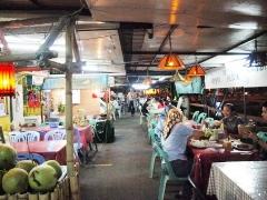 ブルネイナイトマーケット4