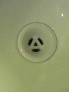 トイレ排水口のフタ