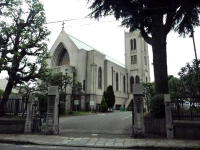 山下公園24-教会