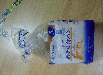 5枚切り食パン2009