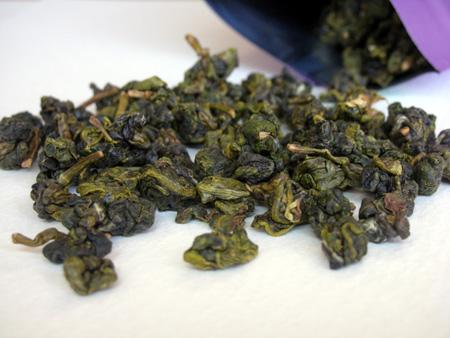 阿里山雲霧茶