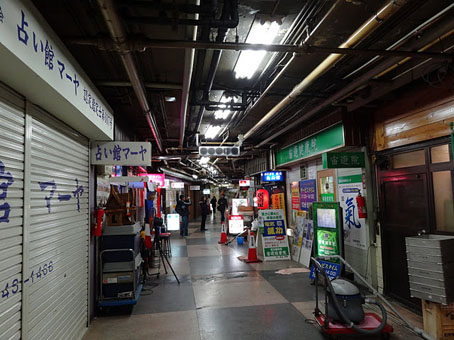 浅草地下街3