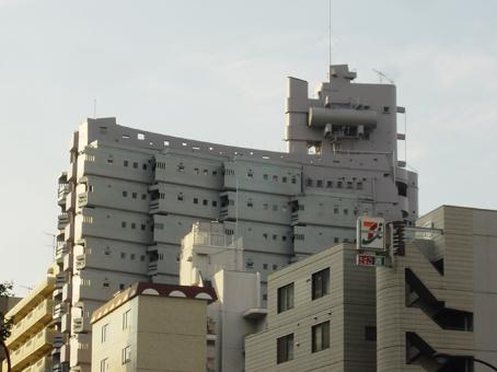 軍艦マンション03