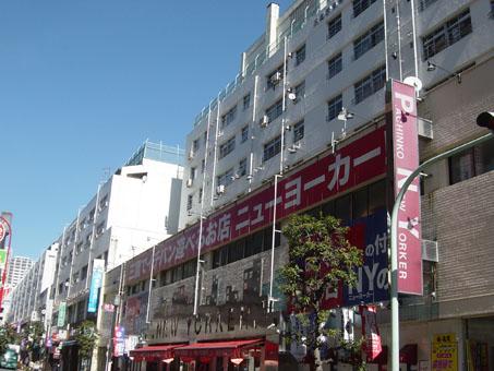 三鷹駅周辺02