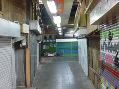 下北沢駅前食品市場08